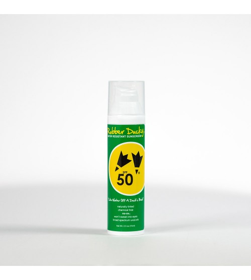 Rubber Ducky SPF 50 Facial Crème- Naturally Tinted