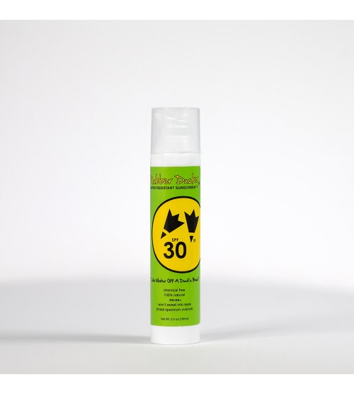 All Natural SPF 30 Face & Body - Un-tinted 3.3 oz