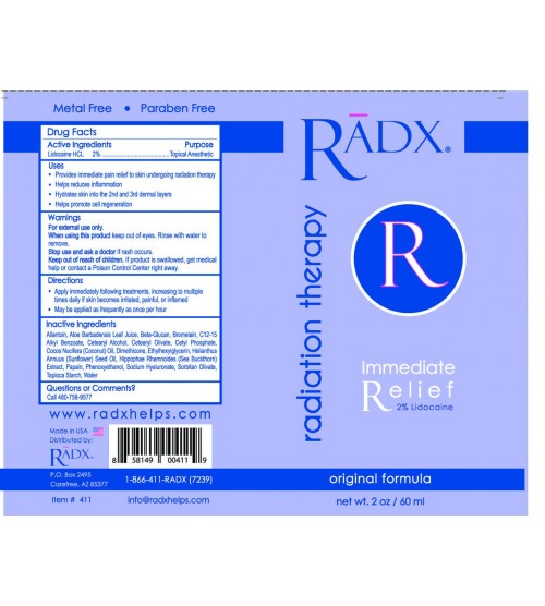 RADX R Radiation Therapy