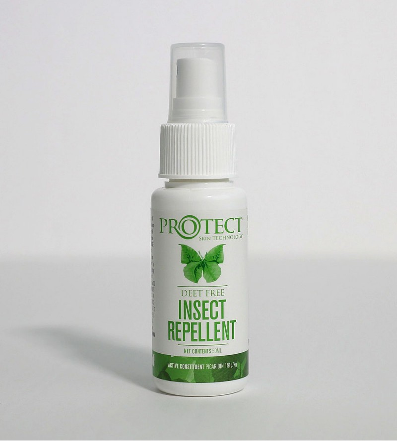 Insect Repellent, DEET FREE