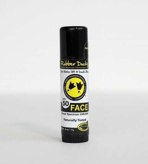 All Natural SPF 50 Facial Stick .6 oz Tinted